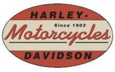 H-D® 1903 Oval  Die-Cut - Product Image