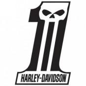 H-D® Dark Custom #1  - Product Image
