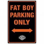 H-D® Fat Boy Parking - Product Image