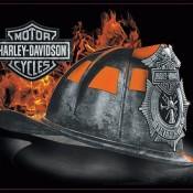 H-D® Fire Helmet  - Product Image