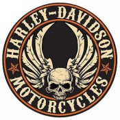 H-D® Flying Skull - Product Image