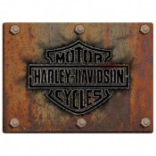H-D® Made Plate   - Product Image