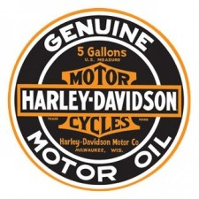 H-D® Oil Round - Product Image