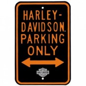 H-D® Parking Only - Product Image