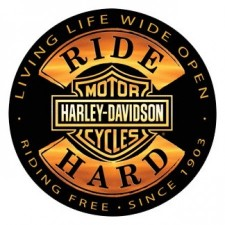H-D® Ride Hard - Product Image
