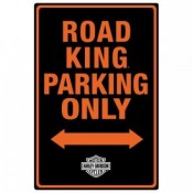 H-D® Road King Parking - Product Image