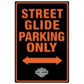 H-D® Street Glide Parking - Product Image