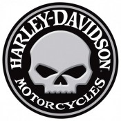 H-D® Willy Button  - Product Image
